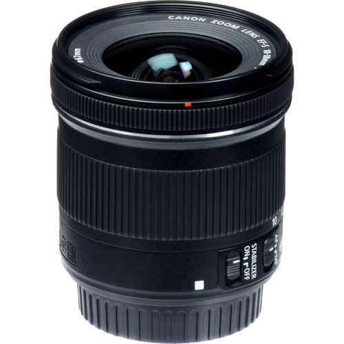 Canon EF S 10 18mm f45 56 IS STM Lens 4