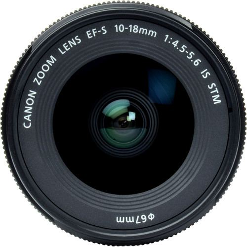 Canon EF S 10 18mm f45 56 IS STM Lens 5