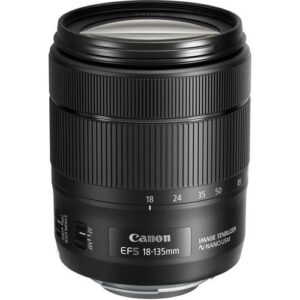 Canon EF S 18 135mm f35 56 IS USM Lens 1