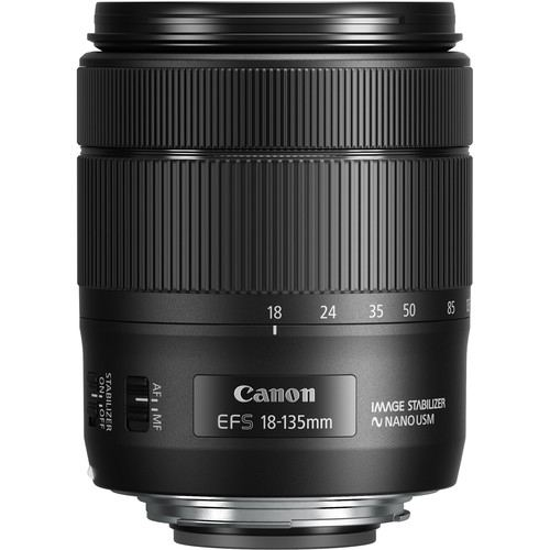 Canon EF S 18 135mm f35 56 IS USM Lens 2