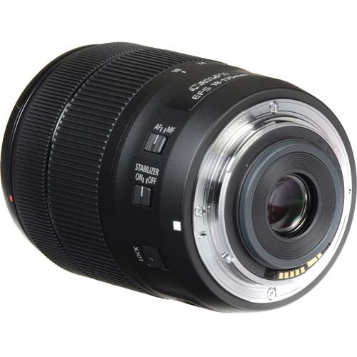 Canon EF S 18 135mm f35 56 IS USM Lens 6