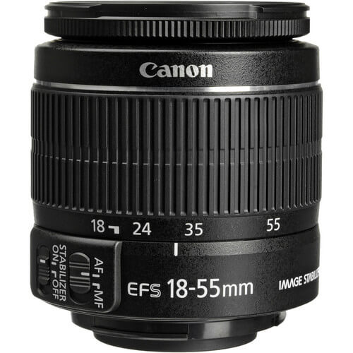 Canon EF S 18 55mm f35 56 IS II Lens 2