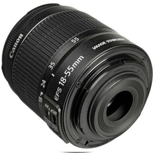 Canon EF S 18 55mm f35 56 IS II Lens 3