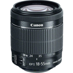 Canon EF S 18 55mm f35 56 IS STM Lens 1