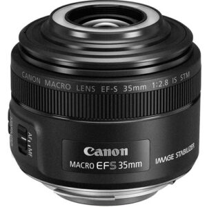 Canon EF S 35mm f28 Macro IS STM Lens 1