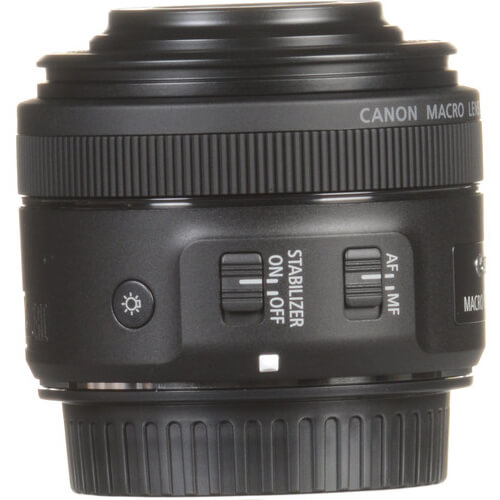 Canon EF S 35mm f28 Macro IS STM Lens 2