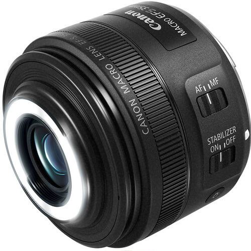 Canon EF S 35mm f28 Macro IS STM Lens 3