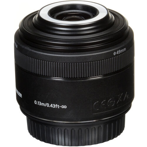 Canon EF S 35mm f28 Macro IS STM Lens 4