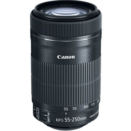 Canon EF S 55 250mm f4 56 IS STM Lens 2