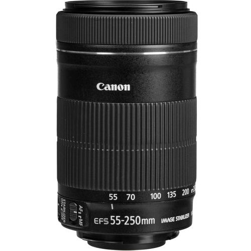 Canon EF S 55 250mm f4 56 IS STM Lens 3