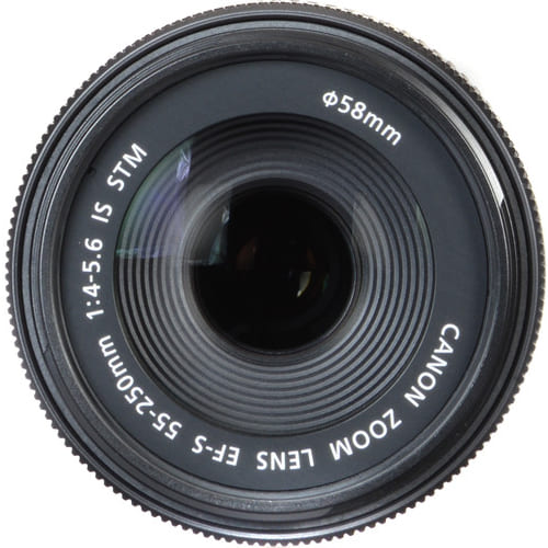 Canon EF S 55 250mm f4 56 IS STM Lens 5