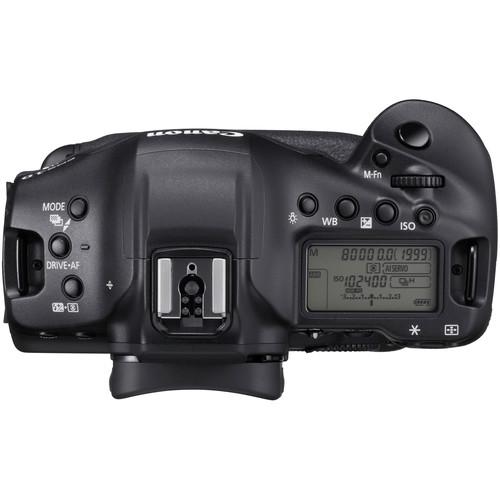 Canon EOS 1D X Mark III DSLR Camera 3