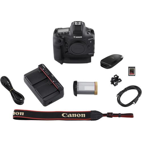 Canon EOS 1D X Mark III DSLR Camera 6