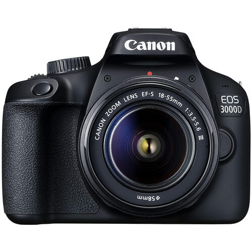 Canon EOS 3000D Kit EF S 18 55mm F35 56 III 1