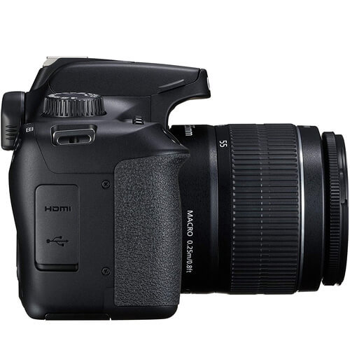 Canon EOS 3000D Kit EF S 18 55mm F35 56 III 3