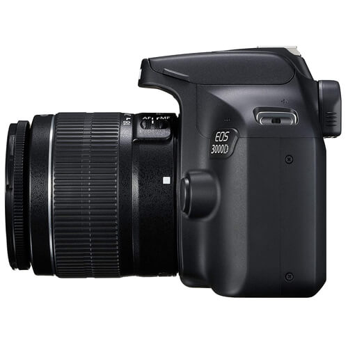 Canon EOS 3000D Kit EF S 18 55mm F35 56 III 4