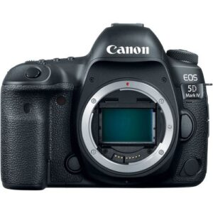 Canon EOS 5D Mark IV DSLR Camera Body Only 1