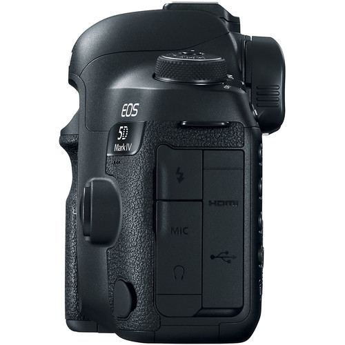 Canon EOS 5D Mark IV DSLR Camera Body Only 4