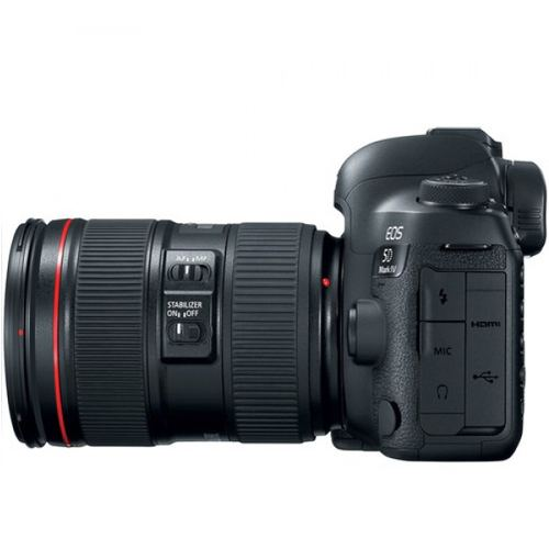 Canon EOS 5D Mark IV DSLR Camera Kit 24 105mm 2