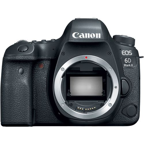 Canon EOS 6D Mark II DSLR Camera BO 1