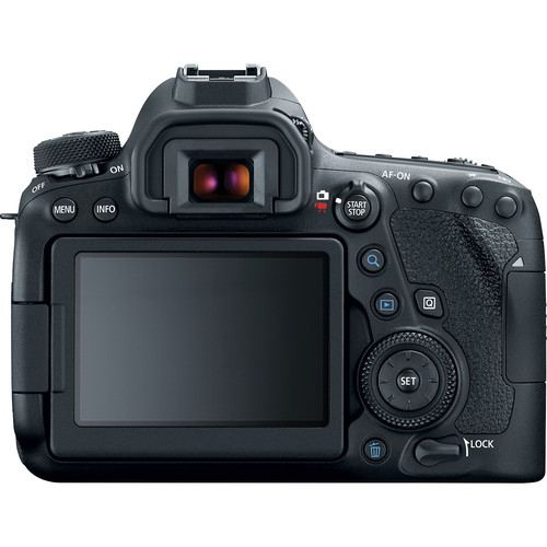 Canon EOS 6D Mark II DSLR Camera BO 2