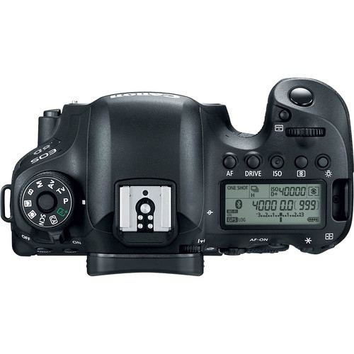 Canon EOS 6D Mark II DSLR Camera BO 3