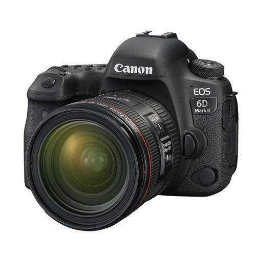 Canon EOS 6D Mark II DSLR Camera Kit24 70mm 1