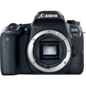 Canon EOS 77D DSLR Camera Body OnlY 1