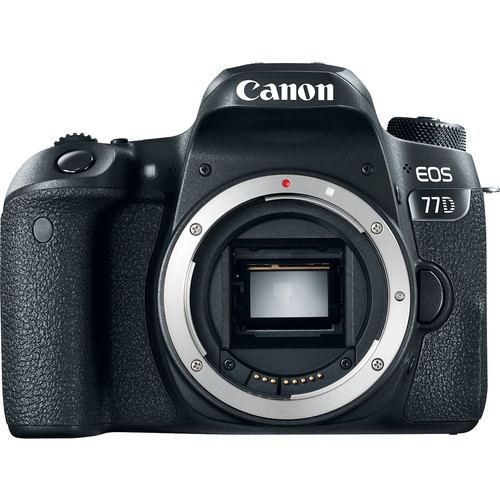 Canon EOS 77D DSLR Camera Body OnlY 1