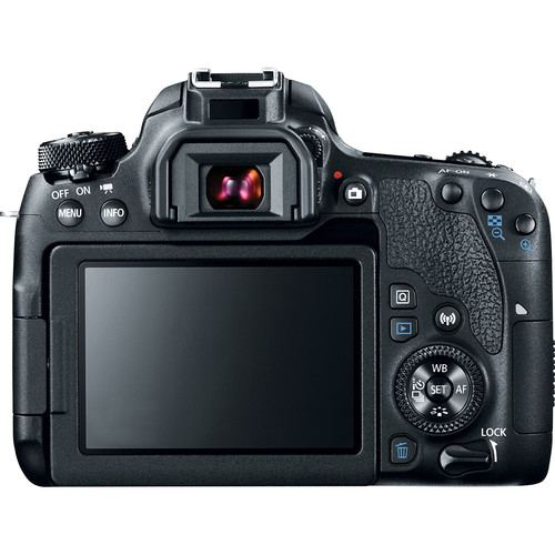Canon EOS 77D DSLR Camera Body OnlY 2