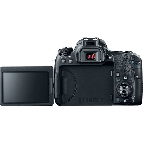 Canon EOS 77D DSLR Camera Body OnlY 3