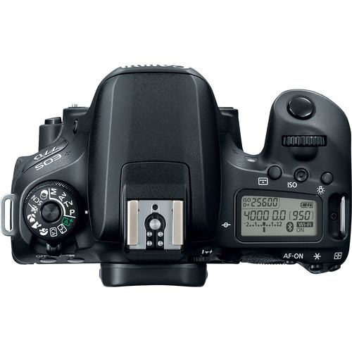 Canon EOS 77D DSLR Camera Body OnlY 4