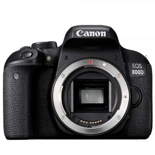 Canon EOS 800D DSLR Camera 1