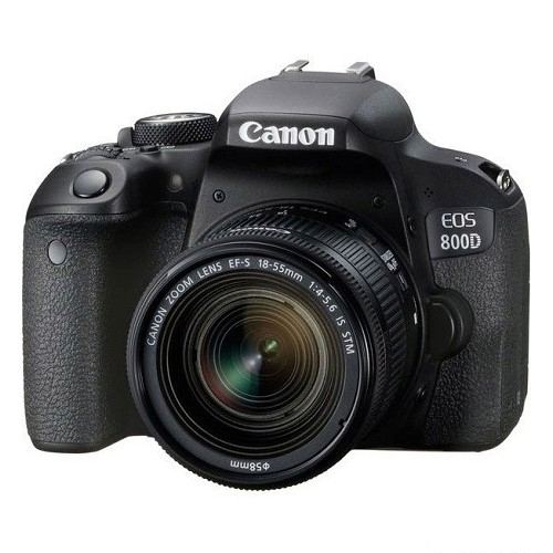 Canon EOS 800D DSLR Camera Kit18 55mm 2