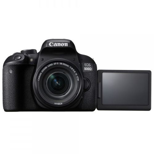 Canon EOS 800D DSLR Camera Kit18 55mm 3