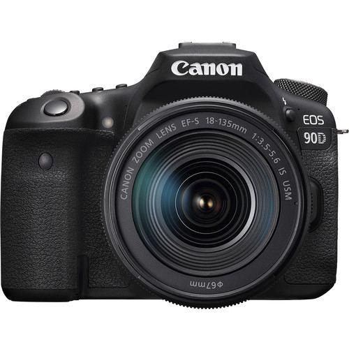 Canon EOS 90D DSLR Camera Kit 18 135mm 3