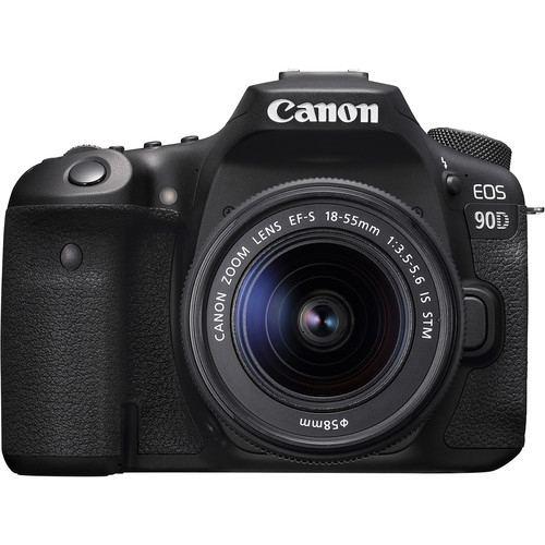 Canon EOS 90D DSLR Camera Kit 18 55mm 5