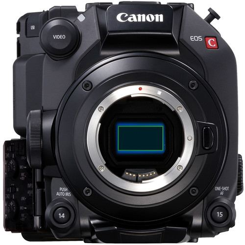 Canon EOS C300 Mark III Digital Cinema Camera Body 1