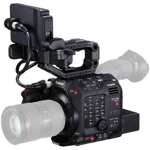 Canon EOS C500 Mark II 59K Full Frame Camera Body EF Mount 1