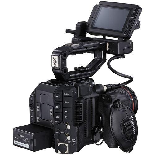 Canon EOS C500 Mark II 59K Full Frame Camera Body EF Mount 2