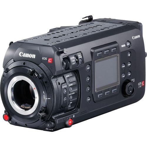 Canon EOS C700 Cinema Camera 1