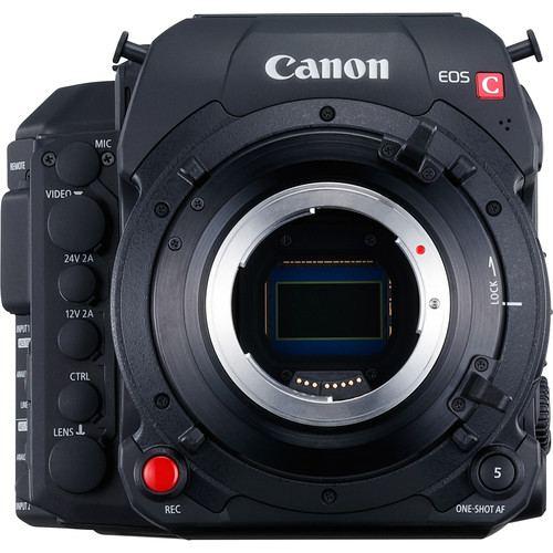 Canon EOS C700 Cinema Camera 2
