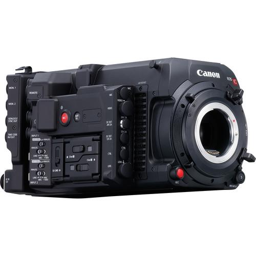 Canon EOS C700 Cinema Camera 3