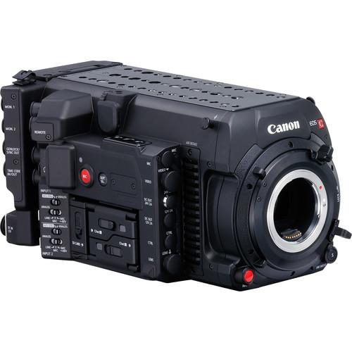 Canon EOS C700 Cinema Camera 4