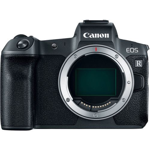Canon EOS R Mirrorless Digital Camera Body Only 1