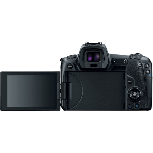 Canon EOS R Mirrorless Digital Camera with 24 105mm 33