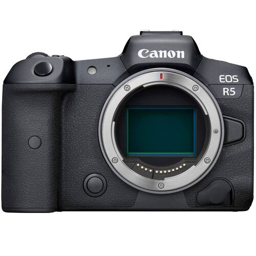Canon EOS R5 Mirrorless Digital Camera Body Only 1