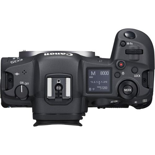 Canon EOS R5 Mirrorless Digital Camera Body Only 3