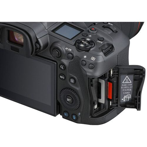 Canon EOS R5 Mirrorless Digital Camera Body Only 4
