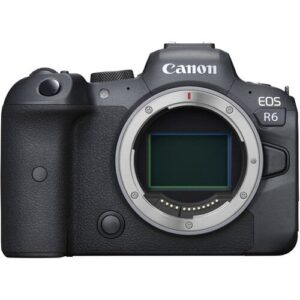 Canon EOS R6 Mirrorless Digital Camera BO 1